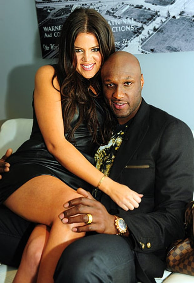 Wedded Bliss for Khloe and Lamar!