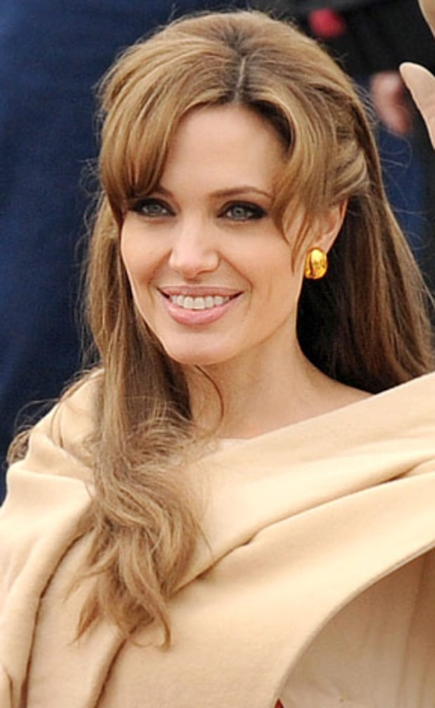Angelina Jolie - Old-Fashioned