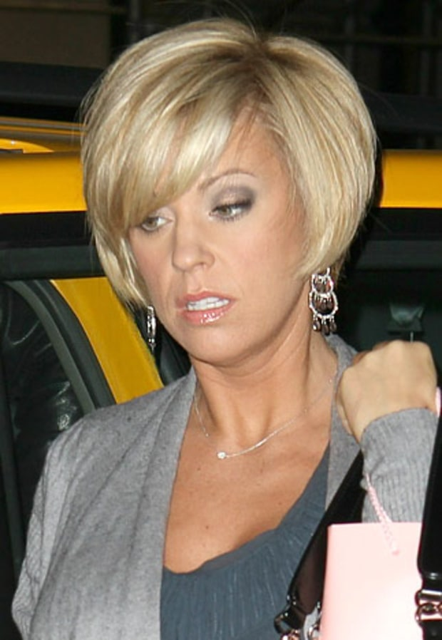 Kate Gosselin - In-between Bob
