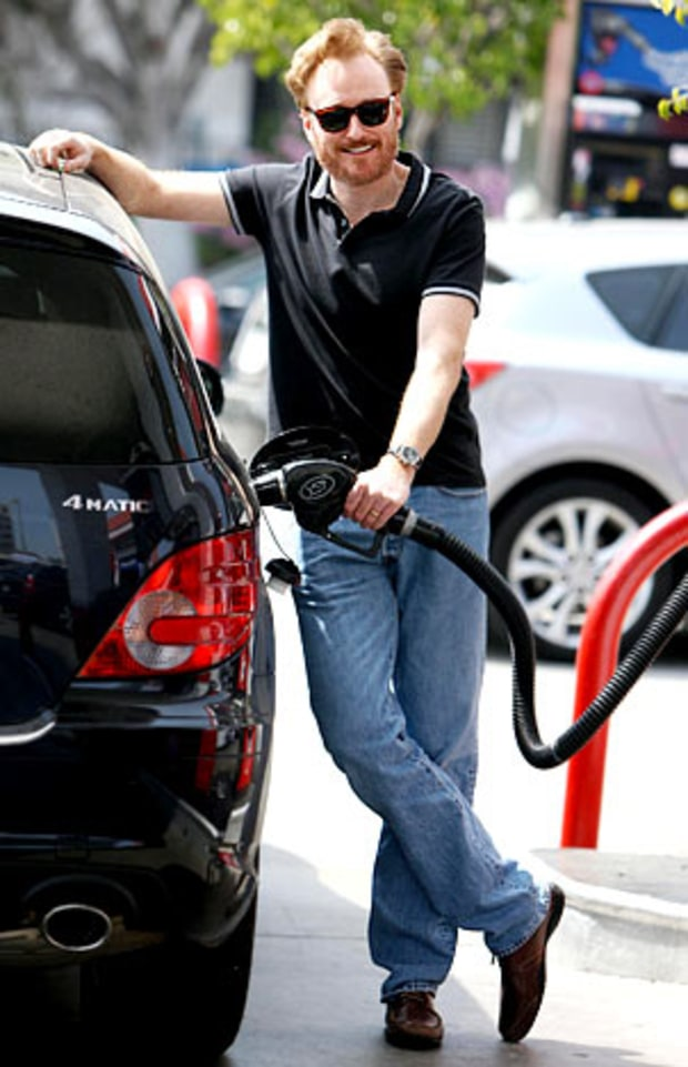 Fill 'er Up Conan!