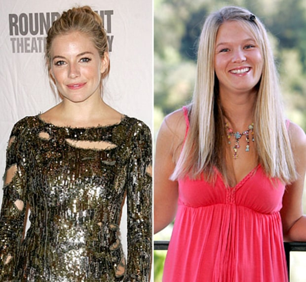 Sienna Miller vs Daisy Wright