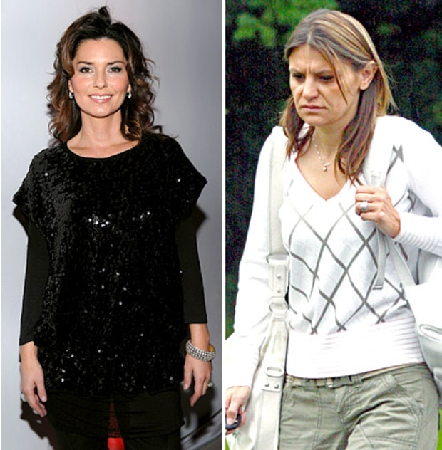 Shania Twain vs. Marie-Anne Thiebaud
