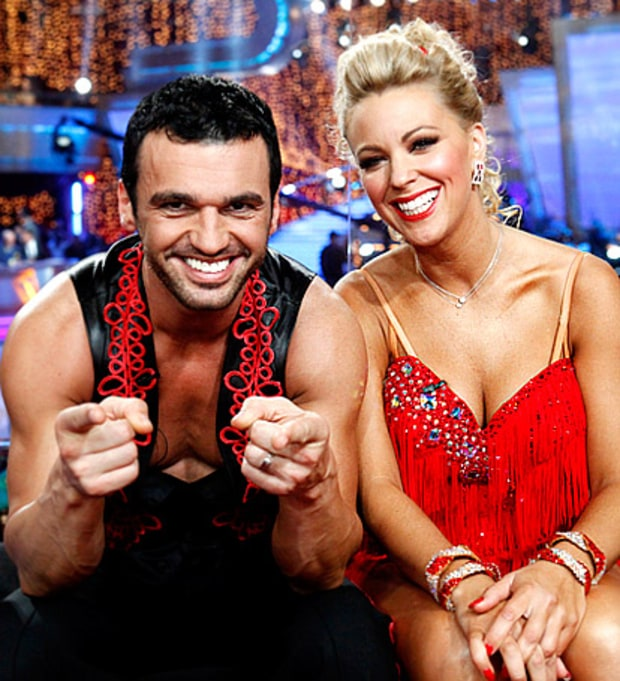 Tony Dovolani, Kate Gosselin