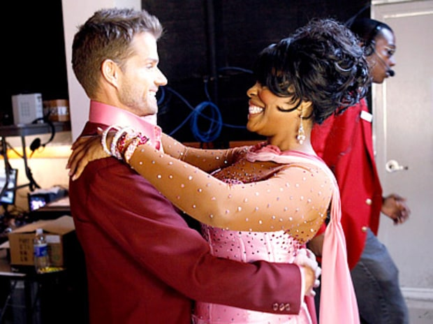 Niecy Nash, Louis Van Amstel