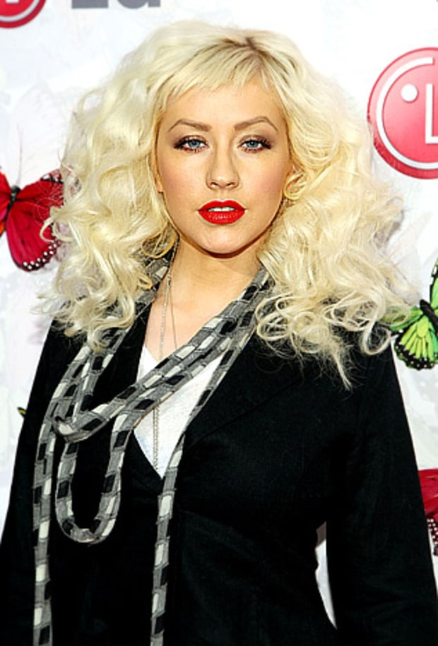 Christina Aguilera - Before