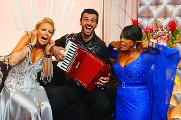 Kate Gosselin, Tony Dovolani, Niecy Nash