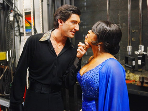 Evan Lysacek, Niecy Nash