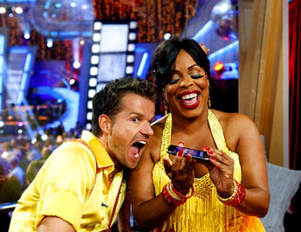 Louis van Amstel, Niecy Nash
