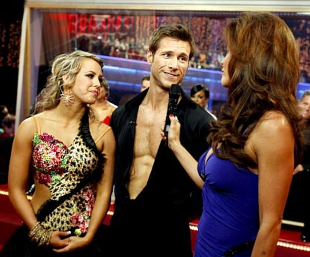 CHELSIE HIGHTOWER, JAKE PAVELKA, BROOKE BURKE
