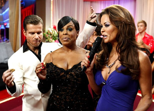 LOUIS VAN AMSTEL, NIECY NASH, BROOKE BURKE