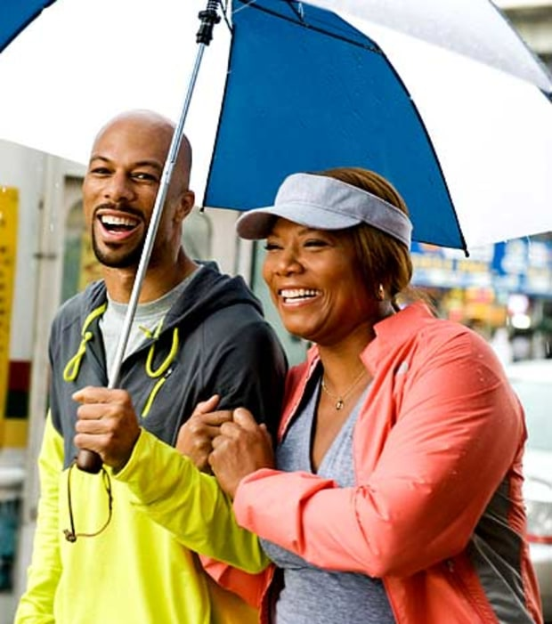 Queen Latifah & Common, Just Wright