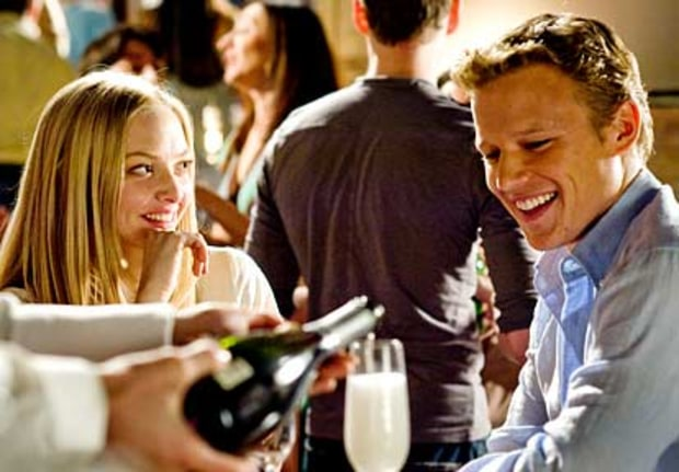 Amanda Seyfried & Christopher Egan, Letters To Juliet