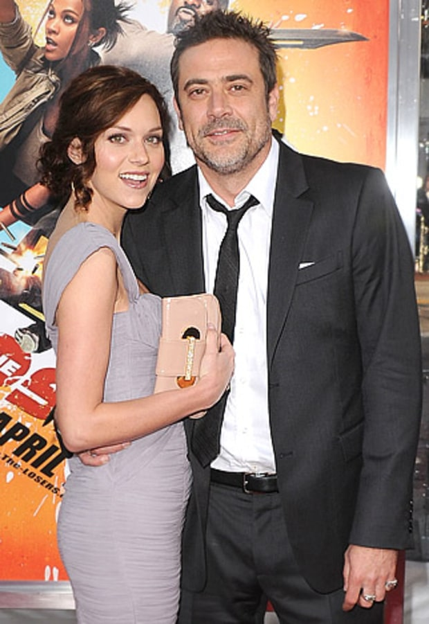 Jeffrey and Hilarie