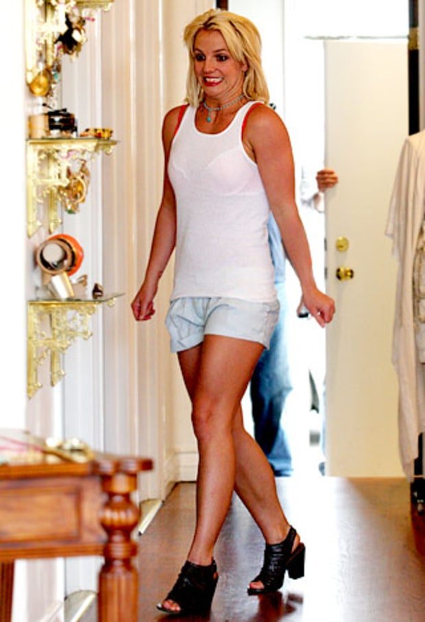 Spears' Shopping Spree