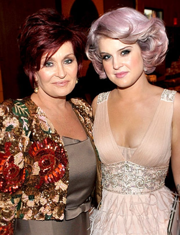 Sharon & Kelly Osbourne