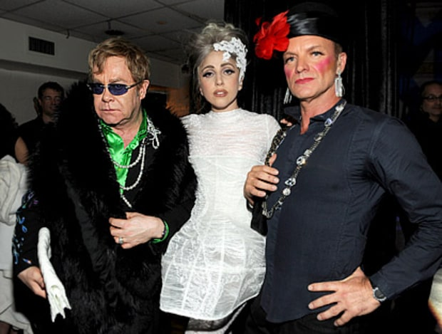 Gaga and Pals