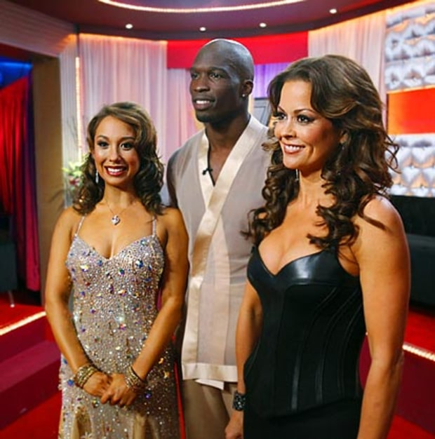 cheryl and chad ochocinco dating