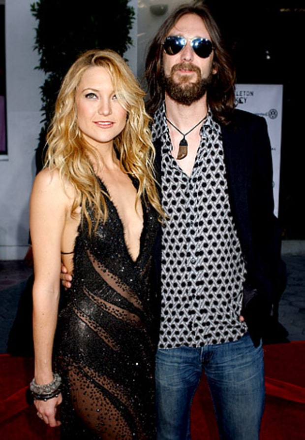 Kate and Chris Robinson