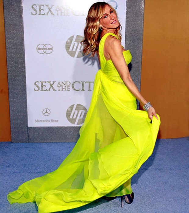 SJP Is a Show Stopper