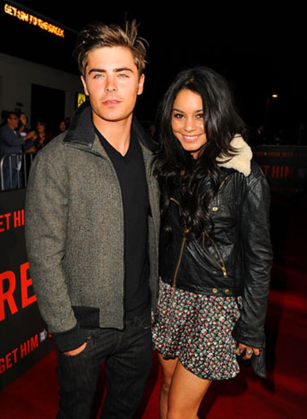 Zac and Vanessa's Date Night!