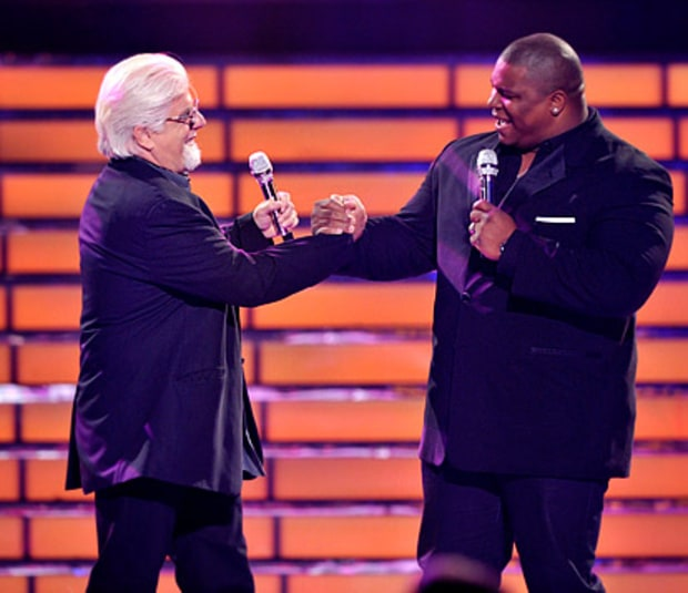 Michael Lynche and Michael McDonald