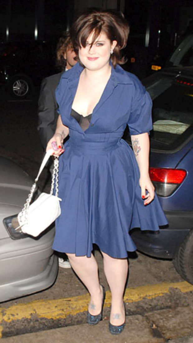 Kelly Osbourne - Before
