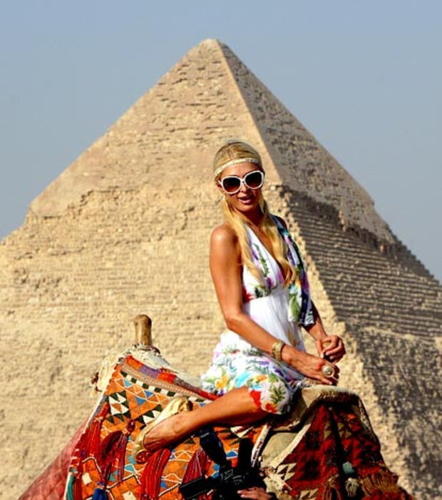 Paris in Egypt!