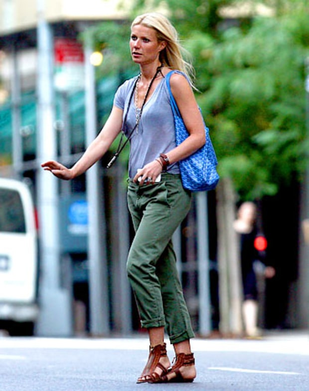 Gwyneth on the Go