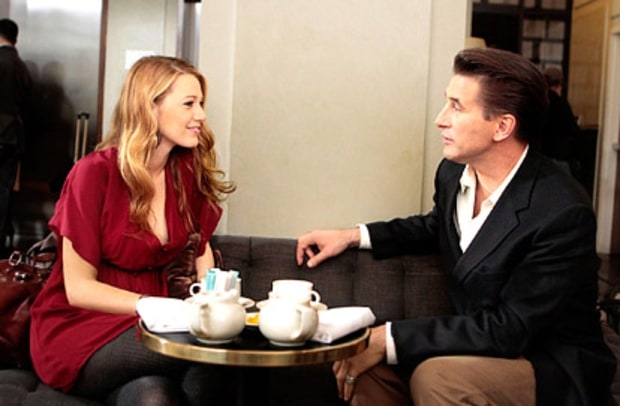 9. Return of Mr. van der Woodsen
