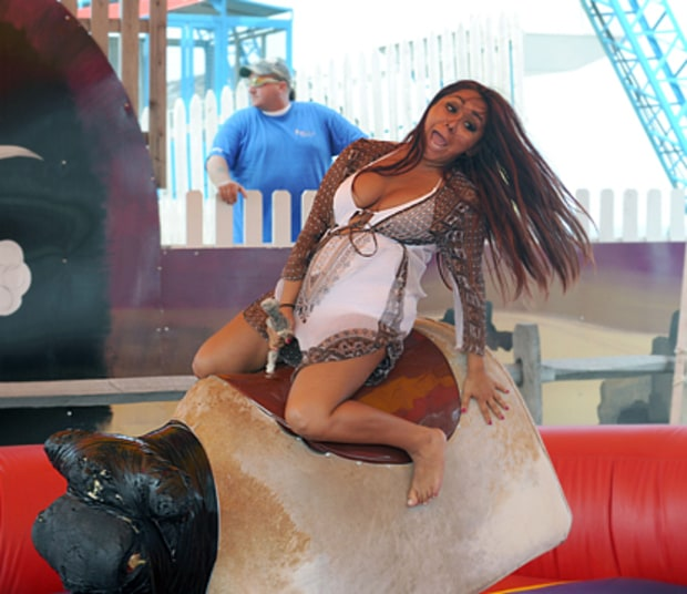 I Lost It on a Mechanical Bull