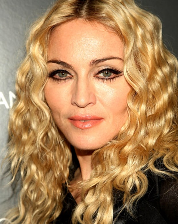 Is Madonna one of the 'pillow face' stars trying to stay forever ...
