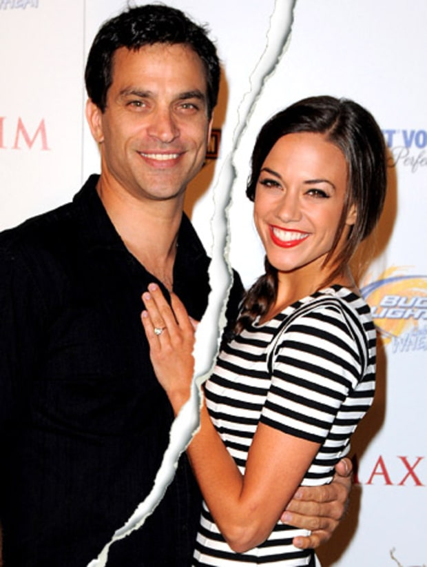johnathon schaech and jana kramer shocking summer splits