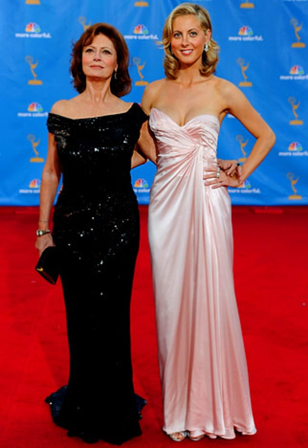 Susan Sarandon and Eva Amurri