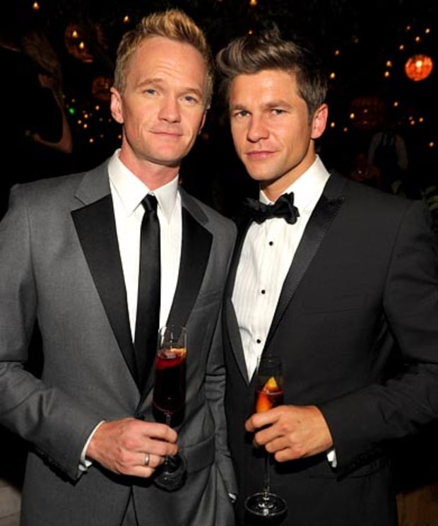 Neil Patrick Harris, Beau David Burtka