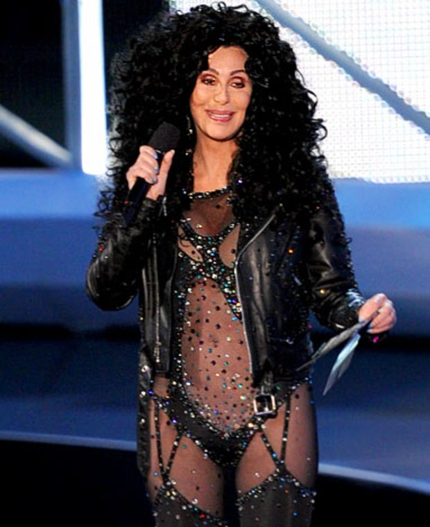 Cher Turns Back Time