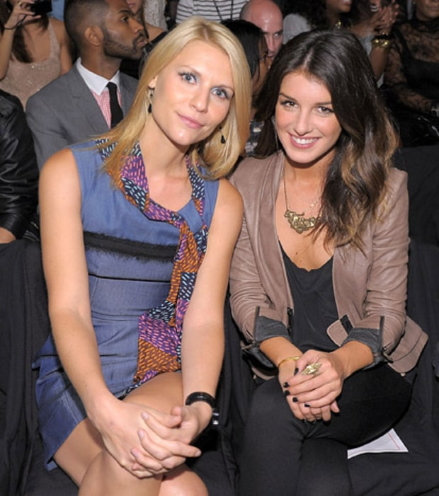 Claire Danes and Shenae Grimes