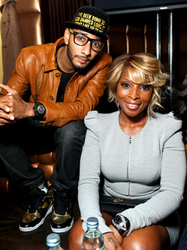 Mary J. Blige, Swizz Beatz