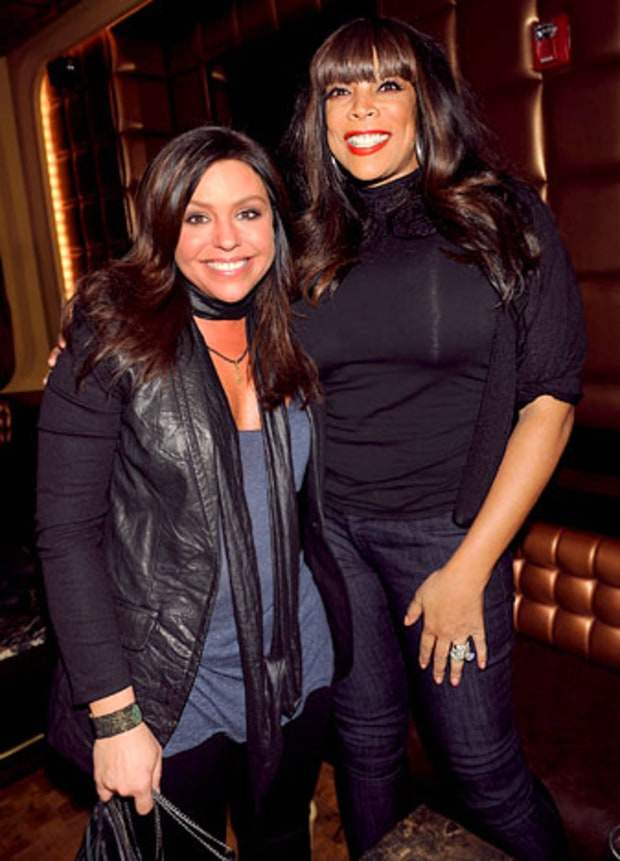 Wendy Williams and Rachael Ray