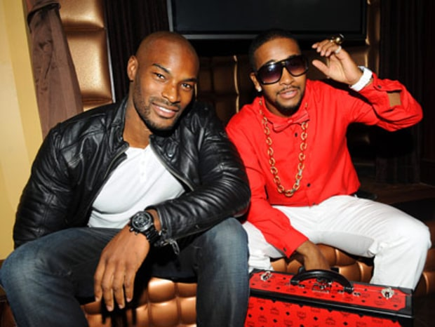 Omarion and Tyson Beckford