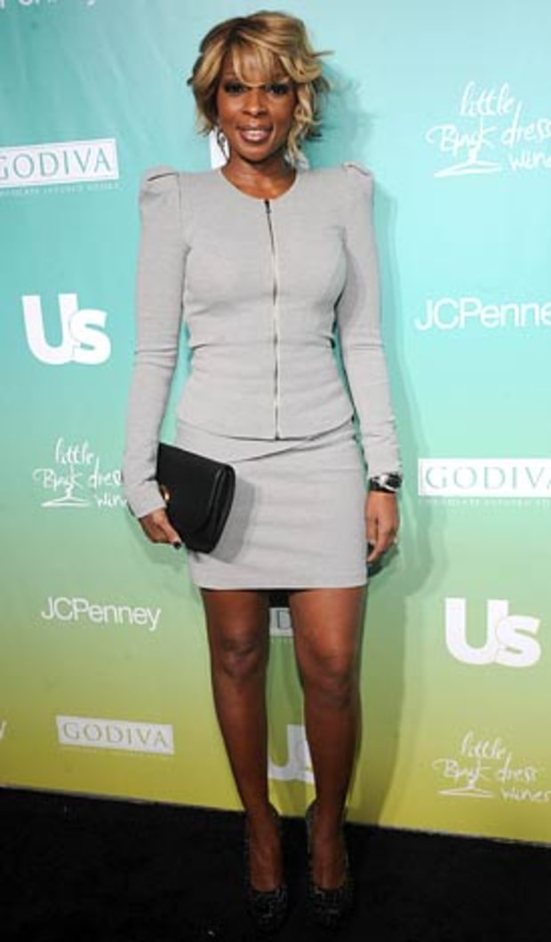 Mary J. Blige, Most Stylish New Yorker 2010
