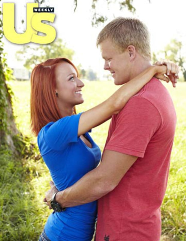 Maci Bookout and Kyle King