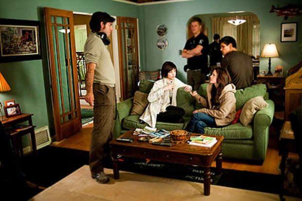 Bella's Living Room, New Moon