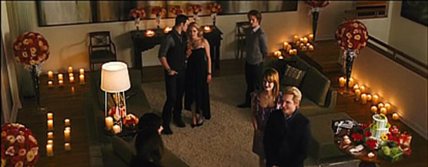 The Cullen Home, New Moon