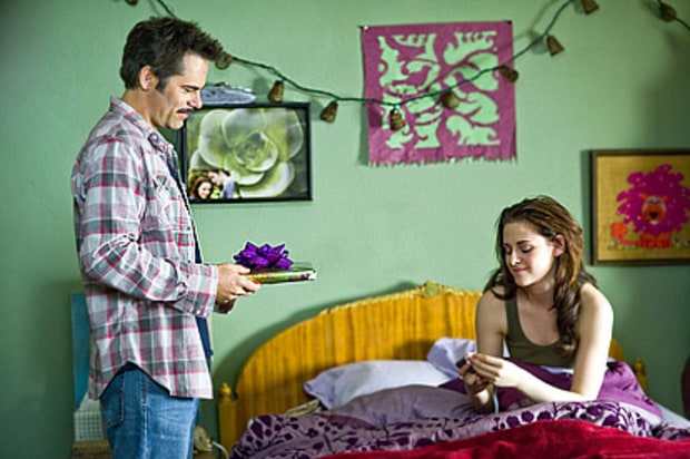 Bella's Bedroom, New Moon