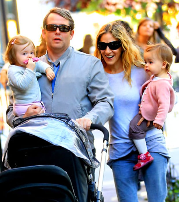 SJP's Family Day Out