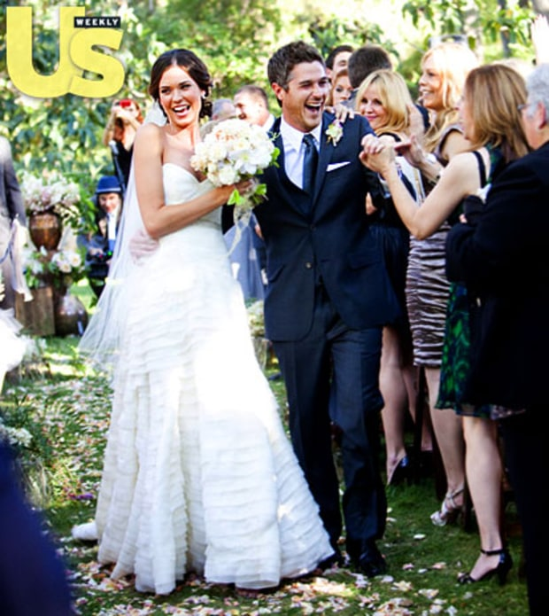 Mr. and Mrs. Dave Annable | Dave Annable and Odette ...