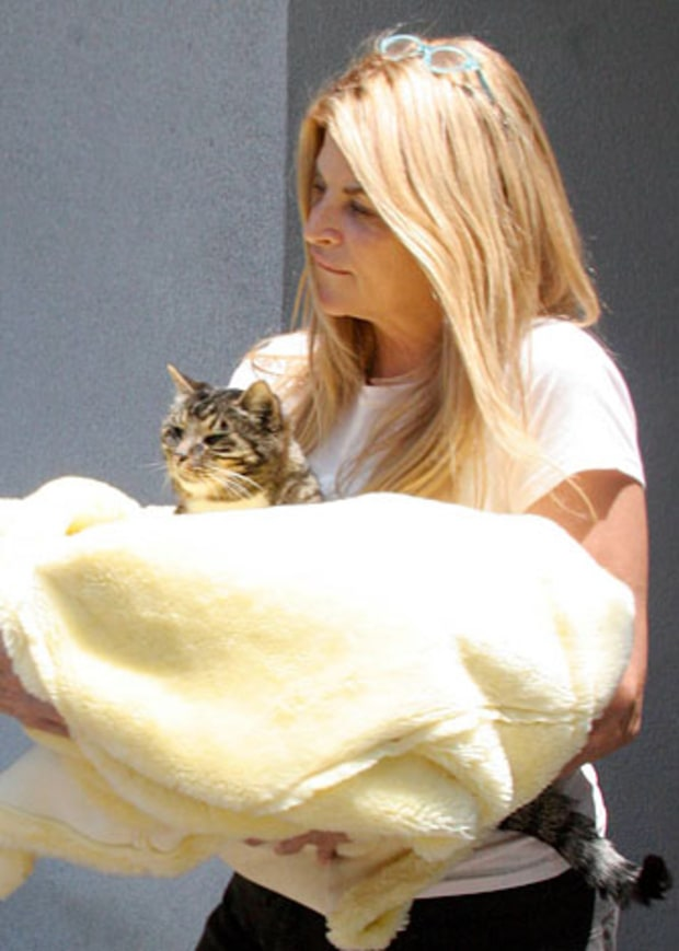 Kirstie and Cat