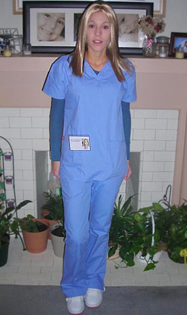 Meredith Grey Halloween Costume Meningrey