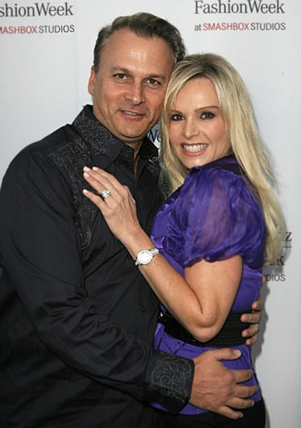 Simon Barney and Tamra Barney