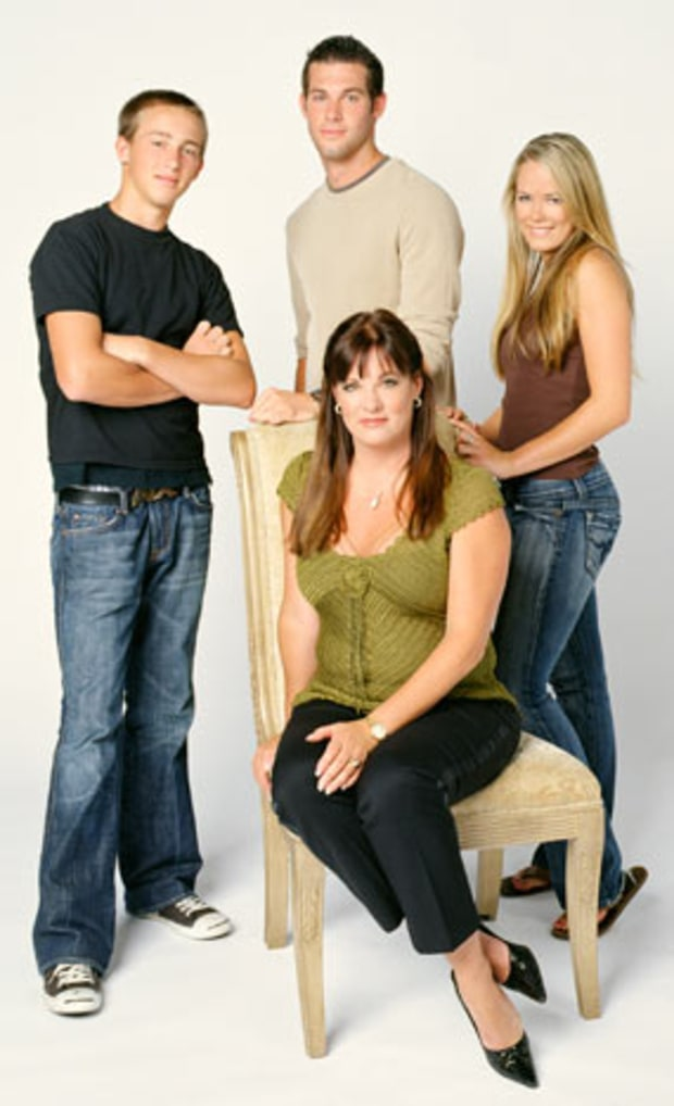 Jeana Keough and Matt Keough